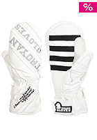 TROYAN Womens T4 Mitten Glove white