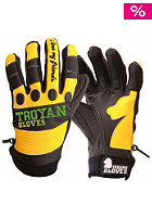 TROYAN Womens T4 Shorty Glove black/yellow