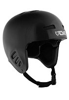 TSG Arctic Dawn Solid Colors Helmet black