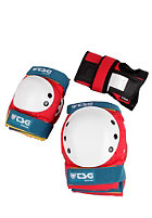 TSG Basic Protection Set red-white-blue