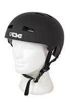 TSG Evolution Helmet flat-black