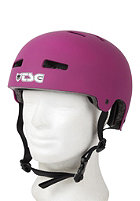 TSG Evolution Helmet flat-purple