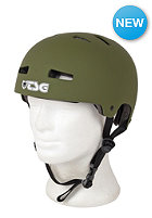 TSG Evolution Helmet Solid Colors flat-olive