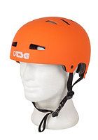 TSG Evolution Helmet Solid Colors flat-orange