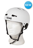 TSG Evolution Helmet Solid Colors flat-white