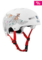 Evolution Kids Graphic Design Helmet street chaos