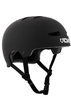 TSG Evolution Kids Solid Colors Helmet flat black