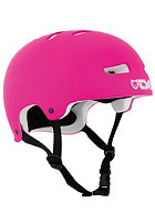 TSG Evolution Kids Solid Colors Helmet flat fuchsia