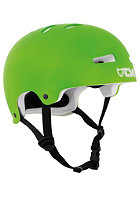 TSG Evolution Kids Solid Colors Helmet flat lime green