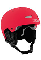 TSG Gravity Solid Color Helmet flat bright coral