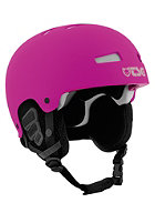 TSG Gravity Solid Color Helmet flat fuchsia