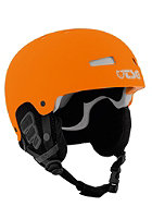 TSG Gravity Solid Color Helmet flat neon orange