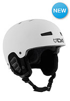 TSG Gravity Solid Color Helmet flat-white