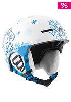 TSG Kids Arctic Nipper Maxi Graphic Design Helmet snowflake