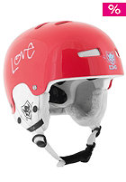 TSG Womens Lotus Art Design Mackie Helmet kalm