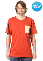 TWOTHIRDS Aguete S/S T-Shirt ginger
