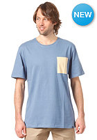 TWOTHIRDS Aguete S/S T-Shirt pigeon blue