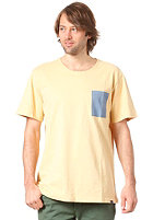 TWOTHIRDS Aguete S/S T-Shirt wheat