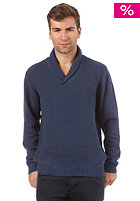 TWOTHIRDS Bedia Woolsweat dark blue