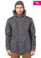 TWOTHIRDS  Berango Jacket dark blue