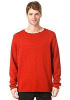 TWOTHIRDS Foz Knit Sweatshirt ginger