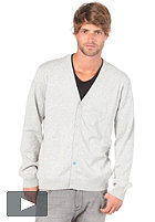 TWOTHIRDS Jefrys Woolsweat grey melange