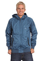 TWOTHIRDS Mundaka Jacket petrol blue