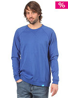 TWOTHIRDS New Rustic Crew Sweat imperial blue