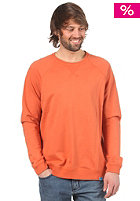 TWOTHIRDS New Rustic Crew Sweat rusty orange