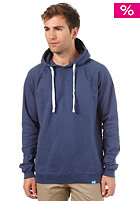 TWOTHIRDS New Rustic Hooded Sweat navy blue