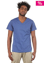 TWOTHIRDS New Viera S/S T-Shirt ocean blue melange