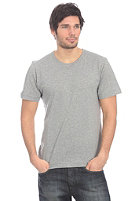 TWOTHIRDS Raw S/S T-Shirt grey melange