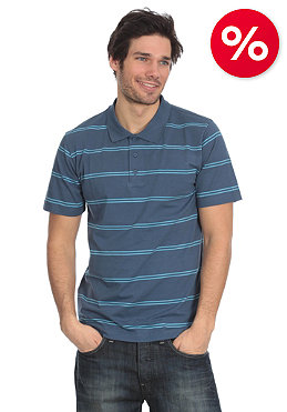 TWOTHIRDS Roche Polo Shirt ensign blue