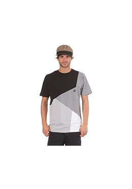 UCON Cobalt S/S T-Shirt black/white/light grey/white
