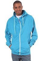 UCON College Hooded Zip Sweat aqua