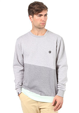 UCON Decon Sweatshirt light grey/grey/light mint