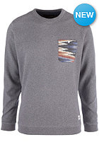 UCON Duncan Sweat grey melange