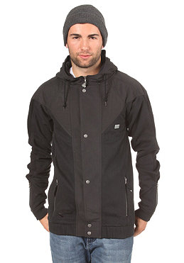 UCON Falcon Hooded Zip Sweat black