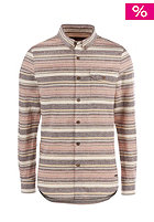 UCON Matteo Shirt brown striped