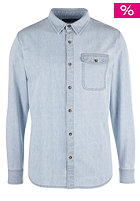 Newton Shirt blue washed