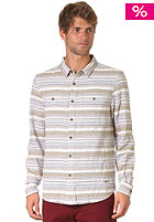 UCON Quinn Shirt olive-striped