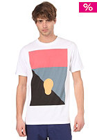 UCON The Scream S/S T-Shirt white