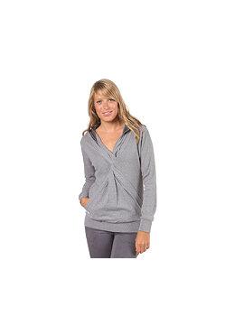 UCON Womens Aurelia Hooded Sweat grey/dark grey