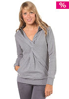 UCON Womens Aurelia Hooded Sweat grey/dark grey