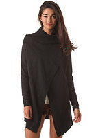 UCON Womens Blanket Cape Jacket black