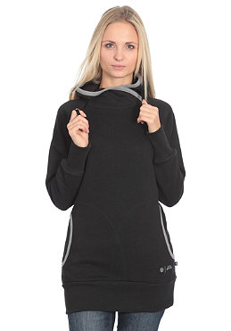 UCON Womens Synchro Hooded Sweat black/black/grey