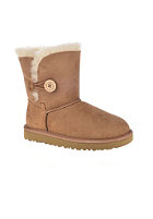 UGG AUSTRALIA Bailey Button Kids chestnut