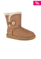 UGG AUSTRALIA Kids Bailey Button chestnut