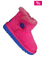 UGG AUSTRALIA KIDS / Toddler Mini Bailey Button fushia