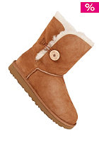 UGG AUSTRALIA Womens Bailey Button chestnut